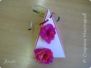 Торцевание: Подарочная коробочка фото 6