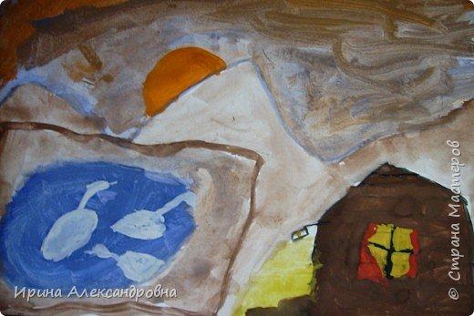 Рисование и живопись: Свободная тема - о чём рисуют наши дети? фото 9