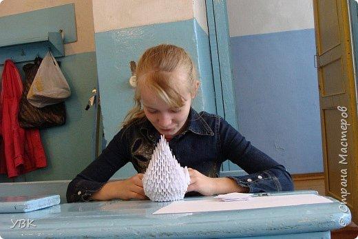 Оригами модульное: Фоторепортаж.  фото 2