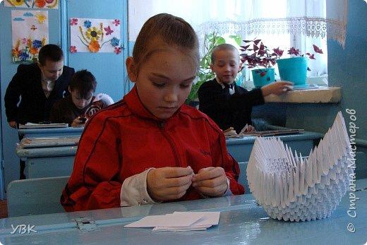 Оригами модульное: Фоторепортаж.  фото 3
