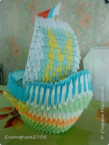 Оригами модульное: Первые работы в технике модульного оригами фото 4