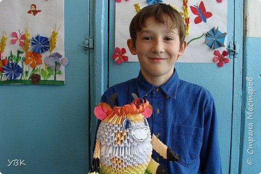 Оригами модульное: Фоторепортаж.  фото 15