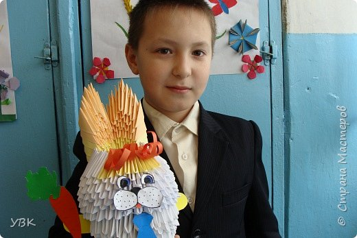Оригами модульное: Фоторепортаж.  фото 16