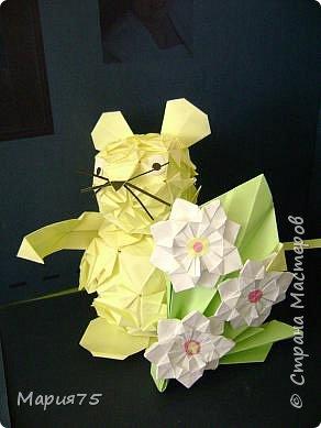 Оригами: работы моих учеников 2 фото 2