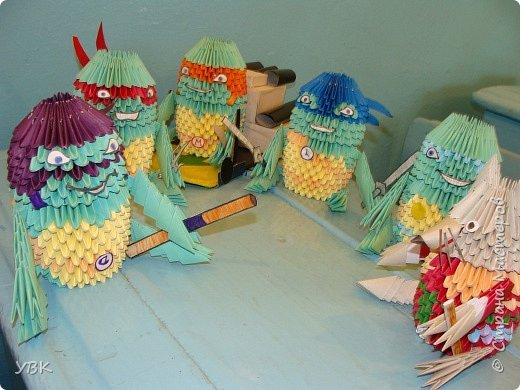 Оригами модульное: И снова работы Руслана. фото 1