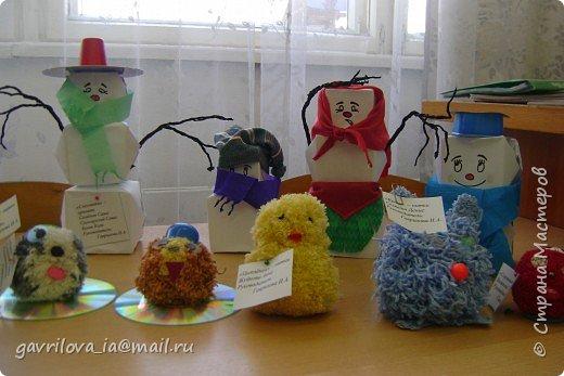 школьная творческая выставка фото 2