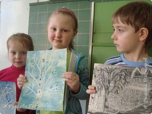 Рисование и живопись: Весна-красна