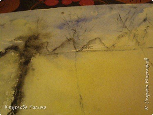 Рисование и живопись: Скоро дождь