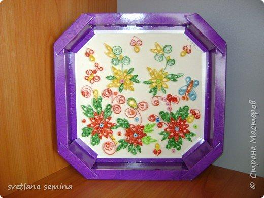 Квиллинг: Цветы