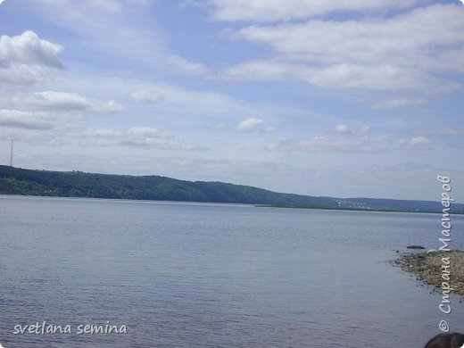 Течёт река Волга