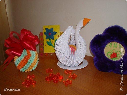 Оригами модульное: Все, что я освоила за месяц. Буду очень рада, если примете меня к себе фото 1