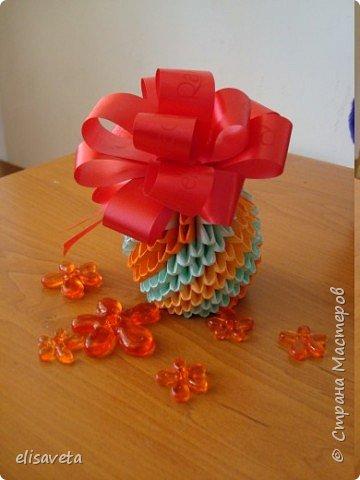 Оригами модульное: Все, что я освоила за месяц. Буду очень рада, если примете меня к себе фото 5