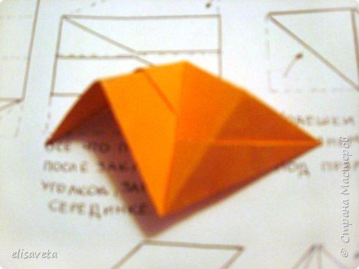 Схема одного из многогранников фото 3