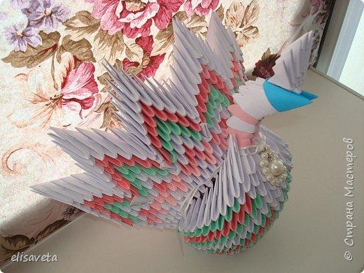 Оригами модульное: origami -golubok