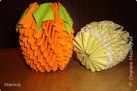 Оригами модульное: Первые работы ВЛАДА фото 2