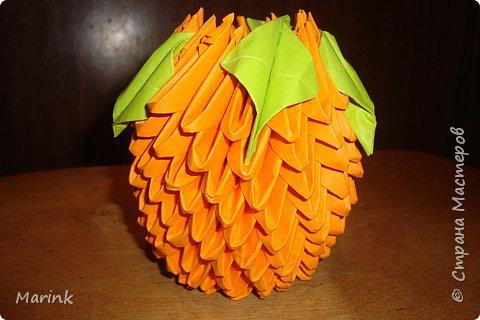 Оригами модульное: Первые работы ВЛАДА фото 3