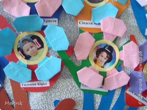 Оригами: Плакат моей группы фото 1