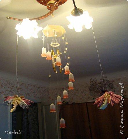 Оригами модульное: Стрекозки по ФЕН-ШУЮ фото 2