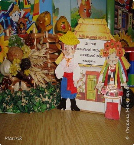 Лепка: Украинский тын фото 2