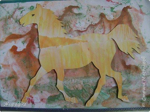 Конь в тайге фото 3
