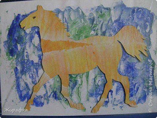 Конь в тайге фото 5