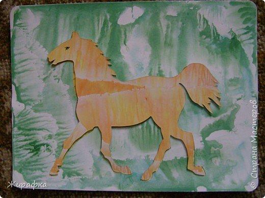 Конь в тайге фото 6