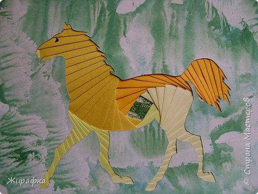 Конь в тайге фото 1