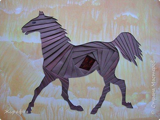 Конь в тайге фото 2