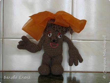 Вязание крючком: Дюдюка.