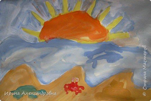 Рисование и живопись: Свободная тема - о чём рисуют наши дети? фото 1