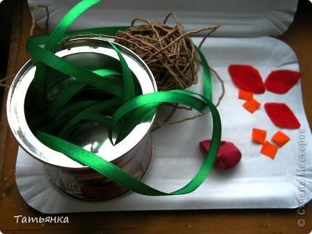Вазочка, кашпо для цветов фото 4