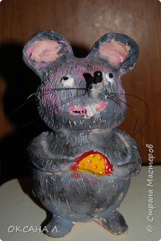 мышь-копилка