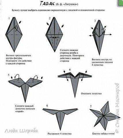 Оригами модульное: Весна фото 4
