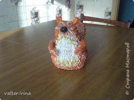 Оригами модульное: сафари парк фото 8