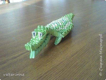 Оригами модульное: сафари парк фото 9