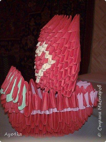 Оригами модульное: Мини кораблик))) фото 2