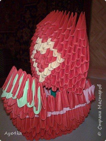 Оригами модульное: Мини кораблик))) фото 1
