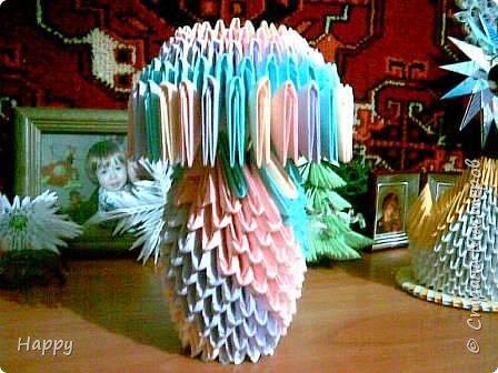 Оригами модульное: лето не за горами!