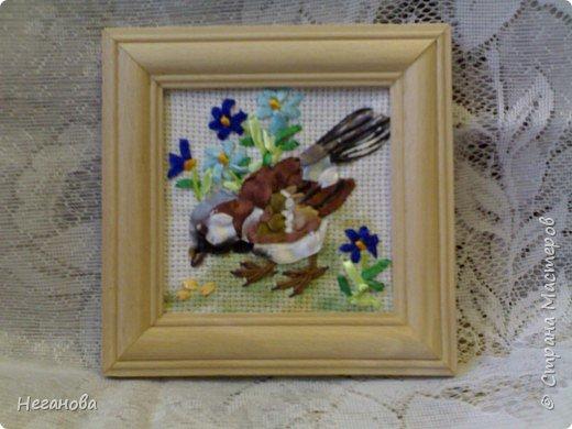 Вышивка: Необычные сюжеты для вышивки лентами фото 3