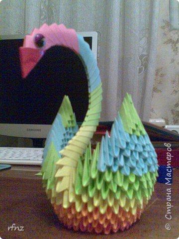 Оригами модульное: мои начинания фото 3