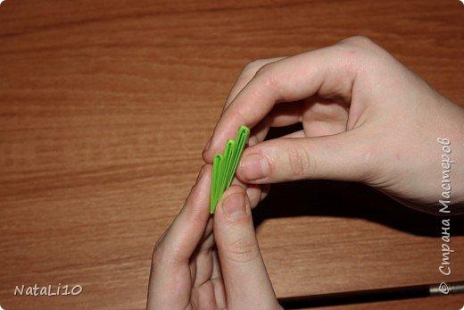 Оригами модульное: Рыбка в море фото 3