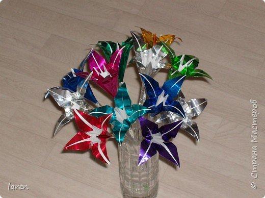 Оригами: Prazdnichuj byket