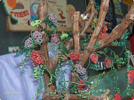 Бисероплетение: Дивный виноград фото 1