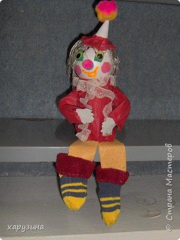 Куклы из ничего фото 2