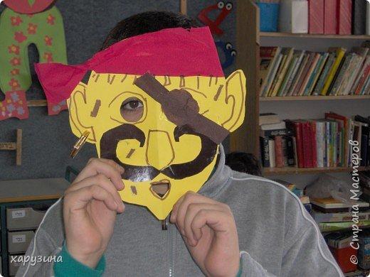 Карнавальные маски фото 6