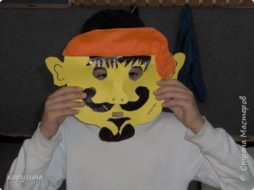 Карнавальные маски фото 3
