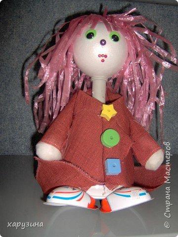 Куклы из ничего фото 5