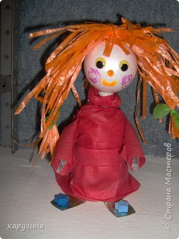 Куклы из ничего фото 4