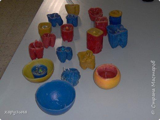 Праздничные свечи фото 1