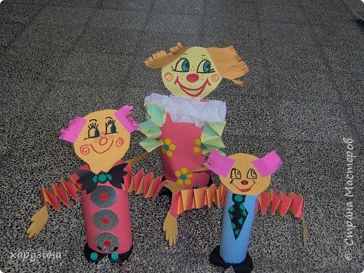 Клоуны фото 1
